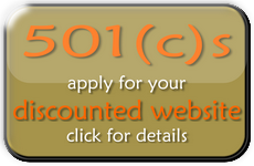 Discount websites for 501 (c) organisations