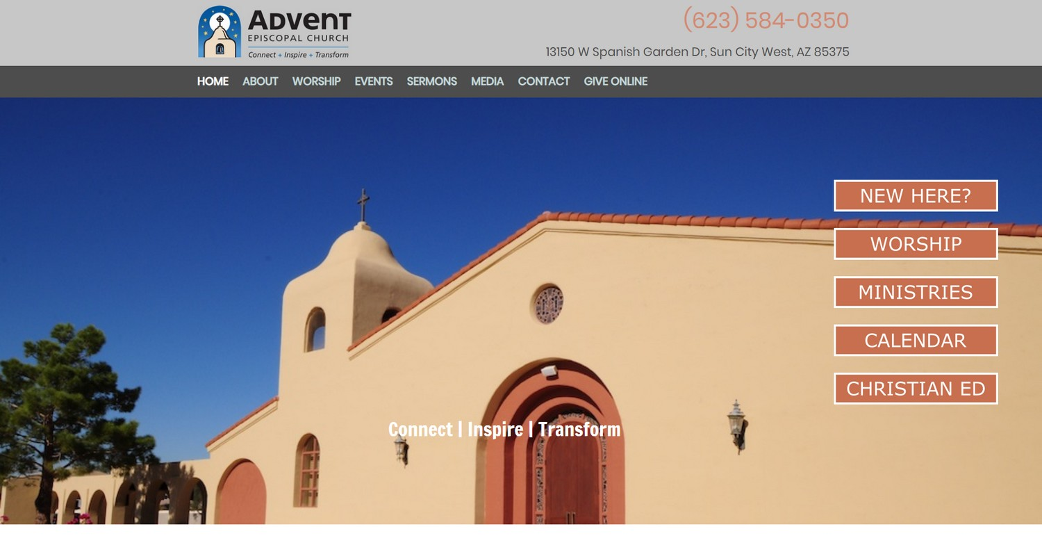 Advent Episcopal Church