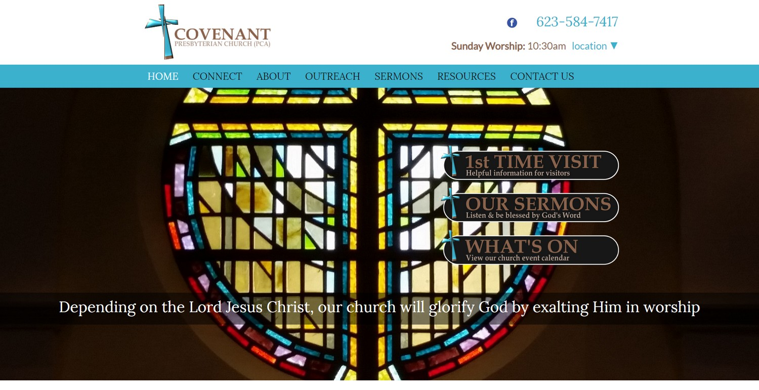 Covenant Pres Church