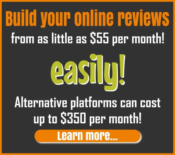 Build your online reviews easily