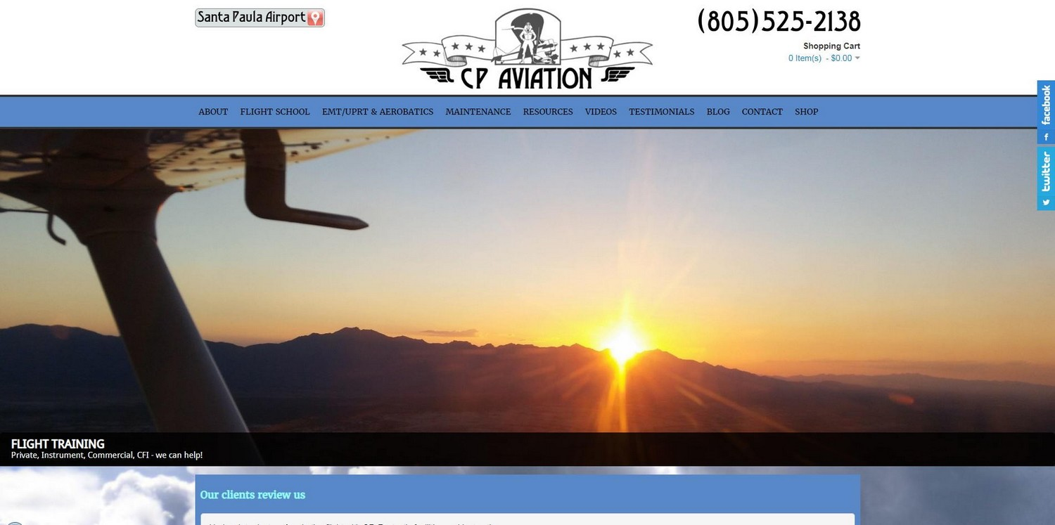 CP Aviation